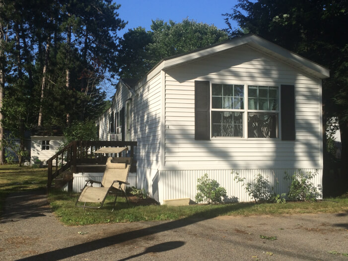 maine mobile home for sale at 4 stagecoach drive old