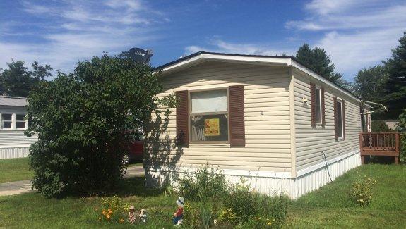 12 Robin Lane, Bowen's 55+ Community, Windham, Maine 04062